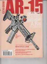 Guns & Ammo AR-15 2017 Issue 1 Springfield Armory Saint/Legislature in CA
