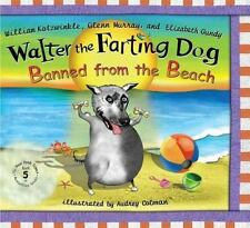 Walter the Farting Dog: Banned From the Beach-ExLibrary