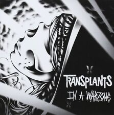 TRANSPLANTS - IN A WARZONE  CD NEUF