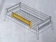 FLEXA NATURAL BED SIDE RAIL DOUBLE ENTRY - FLEXA #7912113