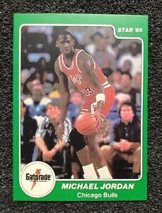 1985 Michael Jordan Gatorade Rookie Card. Reprint Mint Condition!!