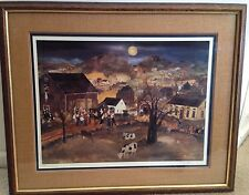 Will Moses - Moondance Print 749 / 1000 Signed with COA