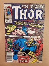 Thor #403 VF 1989 Stock Image