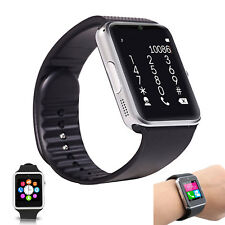 Bluetooth Wrist Smart Watch with Camera SIM Card Slot For Samsung S10 S9 J6 J7