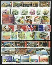 s32993 MALTA 1999 MNH Complete year 38v + s/s + MS Marine Life