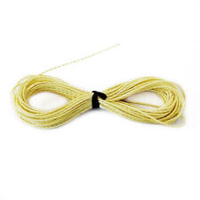 Kevlar Cord - 125ft - Yellow emergency prep outdoor survival strong light NEW