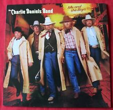 The Charlie Daniels Band, me and the boys, LP - 33 Tours