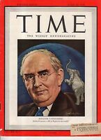 1945 Time April 30 - Battle of Berlin; Cancentration  death camp discoveries;