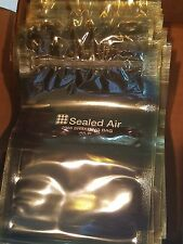 "*100* SEALED AIR 3"" X 5"" ESD ANTI-STATIC ZIP TOP LOCK 2900 SHIELDING BAGS - NEW"