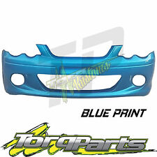 FRONT BAR COVER BLUE PRINT SUIT BA FORD FALCON XR XR6 XR8 TURBO MK1 2 02-05