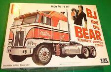 JUNKYARD BJ AND THE BEAR KENWORTH TRUCK Model Car Mountain KIT 1/25
