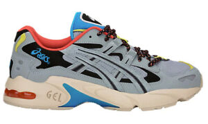 ASICS Men's Gel-Kayano 5 OG Running Shoes Stone Grey/Stone Grey Size 11