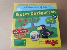 Haba 4655- Erster Obstgarten - Neu & OVP
