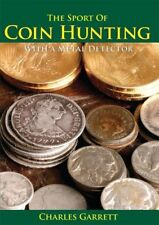 NEW The Sport of Coin Hunting Book 1509600 for Metal Detecting Detector