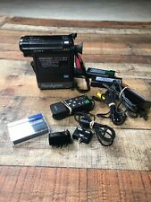 Sony CCD-V1 Video 8 Handy Cam Camcorder World Wide Standard