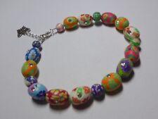 Colourful Festival Ankle Bracelet