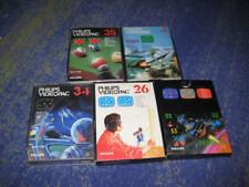 G7000 Philips Videopac 2 + 4 + 26 + 34 + 35  G 7000 mehrere Spiele