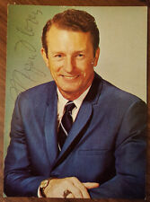 SIGNED MYRON FLOREN PIC W/RARE LAWRENCE WELK COLOR PROGRAM!