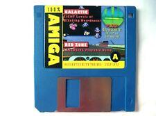 60842 Amiga Computing-Galactic/Zone Rouge-Commodore Amiga ()