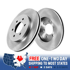 Front OE Brake Calipers Rotors Ceramic Pads For 2006-2008 CHEVY TRAILBLAZER SS