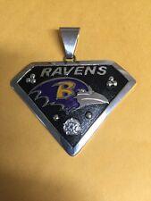 Native American Navajo Men's Pendant Baltimore Ravens Awesome & Stunning #2