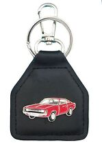 VH Valiant Charger, Red   Quality Leather Key