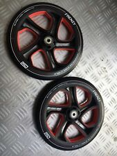 X2 Frenzy - Red Scooter Wheels 250mm