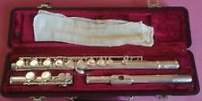 Jupiter JFL-507 II Silver Plate Flute w/ Hard Case