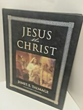 Jesus the Christ by James E. Talmage (Hardcover, Collector's Edition) LDS BOOKS