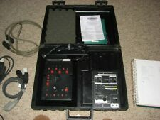 FORD ROTUNDA OTC TOOL 007-00085 HICKOK TRANSMISSION TESTER WITH CABLES OVERLAYS