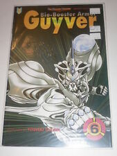 Bio Booster Armor Guyver Part 4 #6 Viz Comics Apr 1996