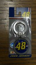 NEW Jimmie Johnson Nascar #48 Lowe's Key chain keychain ring Jimmy racing gift