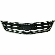 GM1200684N New Replacement Front upper Grille Fits 2014-2019 Chevrolet Impala LS