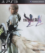 Final Fantasy XIII-2 (2012) Brand New Factory Sealed USA Playstation 3 PS3 Game