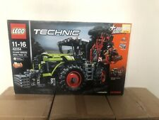 lego technic claas xerion 5000 trac vc 42054 With Instructions And Original Box