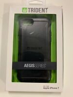 AFC Trident, Inc. Aegis Case for Apple iPhone 7 iPhone 8 (Black) New In Box