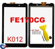 Asus Fonepad 7 FE170CG ME170 K012 Ricambio Compatibile Vetro Touch Screen  +KIT