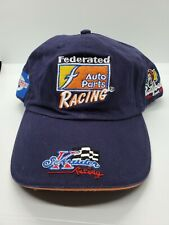Federated Auto Parts Racing Ken Schrader Racing Cap Hat Free Shipping