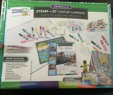 Created By Crayola Steam For 21st Century Learner Grades 3-5 Create To Learn