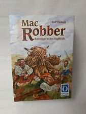 Mac Rapinatore - Di Ralf Bürkert - Queen Games