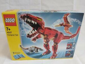 Lego Dinosaur Set Designer Set Number 4507 Complete S22