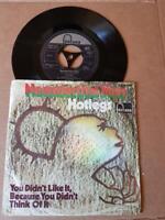 "Hotlegs-Neanderthal Man-Vinyl,7"",45 RPM,Single-Rock-D-1970-washed & cleaned"