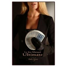 Ultimate marked Deck (Blue back Bicycle Cards) - truco de cartas
