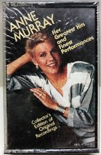 Anne Murray Her Greatest Hits & Finest Performances Cassette Tape 4X3L-57300-3