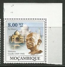 MOZAMBIQUE GANDHI TAJ MAHAL MINT MNH STAMP INDIA THEME