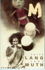 (Fritz Lang's) M # 1 (of 4, movie adaptation) (Jon J. Muth) (USA, 1990)
