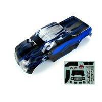 Redcat Racing 88049-BL 1/10 Truck Body Black and Blue  88049-BL
