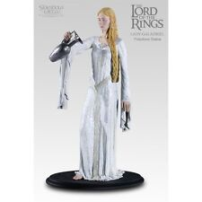 The Lady Galadriel Statue The Lord of the Rings Sideshow Weta