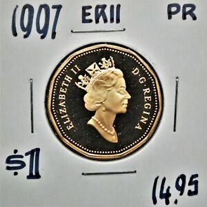1997 Canada $1 Proof Struck Loonie