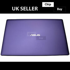 ASUS X553 X553MA X553M Laptop Screen Lid Top Plastic Purple 13N0-RLA0A01